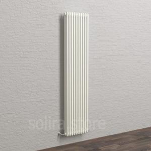 Solira Трубчатый дизайн радиатор 3200, цвет Классический Белый (RAL9016 глянец)